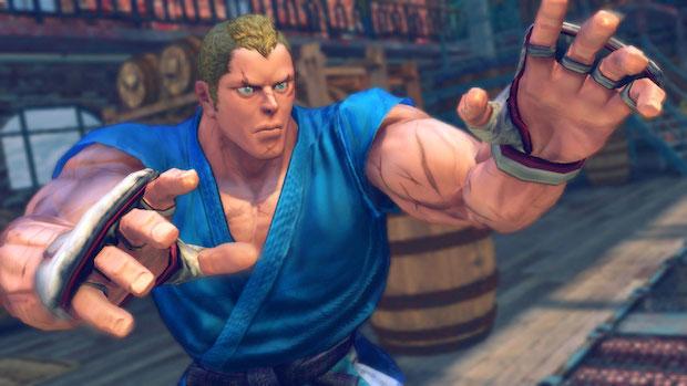 Abel do Street Fighter 4