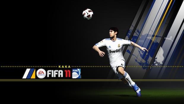 Kaka no FIFA 11