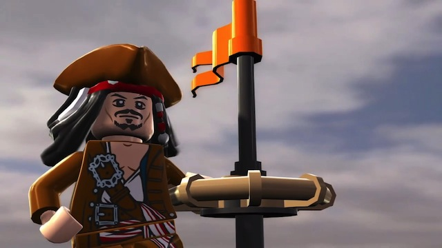 Lego Pirates of the Caribbean-the-video-game