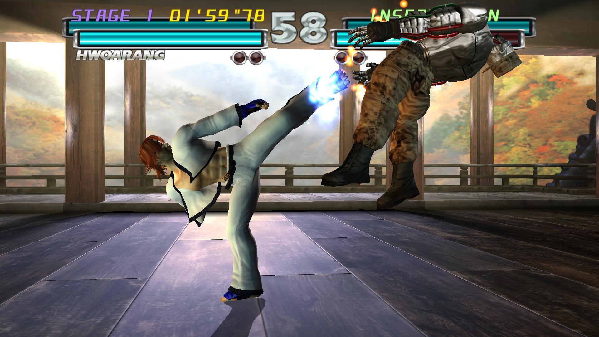 Tekken Tag HD