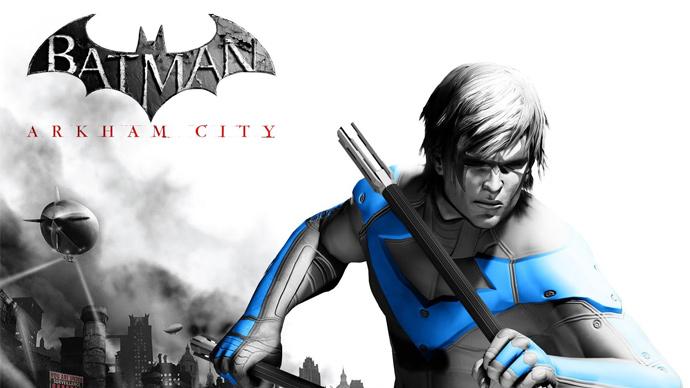 Asa Noturna em Batman: Arkham City