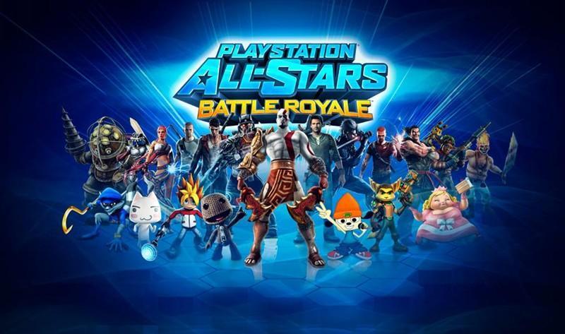 PlayStation AllStars BattleRoyale