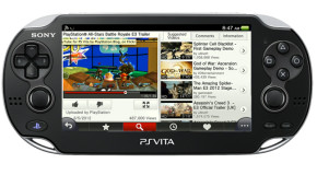 PS Vita ganha aplicativo para YouTube