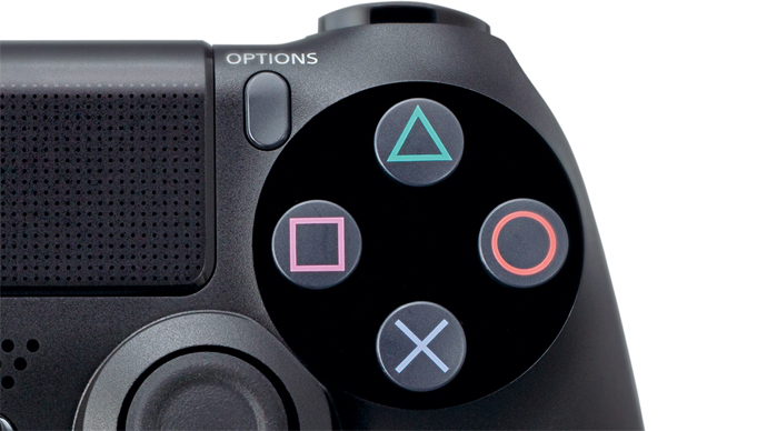 PS4 controle