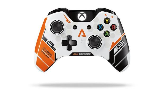 Controle Titanfall