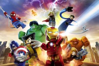 LEGO Marvel é um dos games baseados em quadrinhos