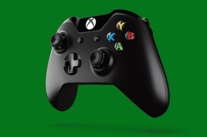 Novo controle do Xbox One