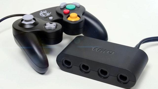 Adaptador para controle GameCube