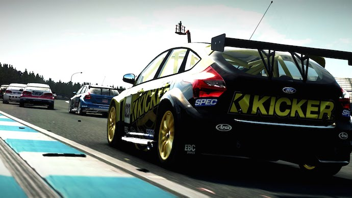 Grid Autosport na PS Plus