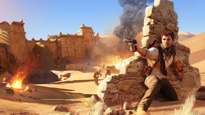 Uncharted 3 no PlayStation Now
