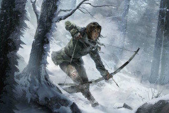 Novo Tomb Raider - Rise of the Tomb Raider na Microsoft