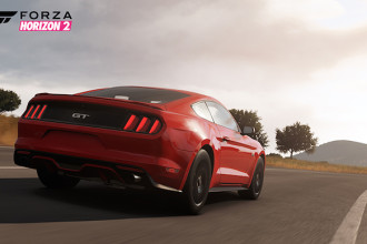 Ford Mustang GT modelo 2015