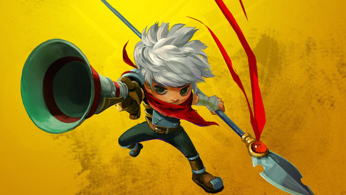 Bastion no iPad