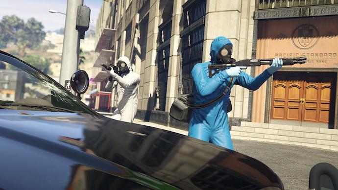 GTA Online em GTA 5