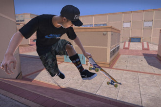 Novo jogo do Tony Hawk