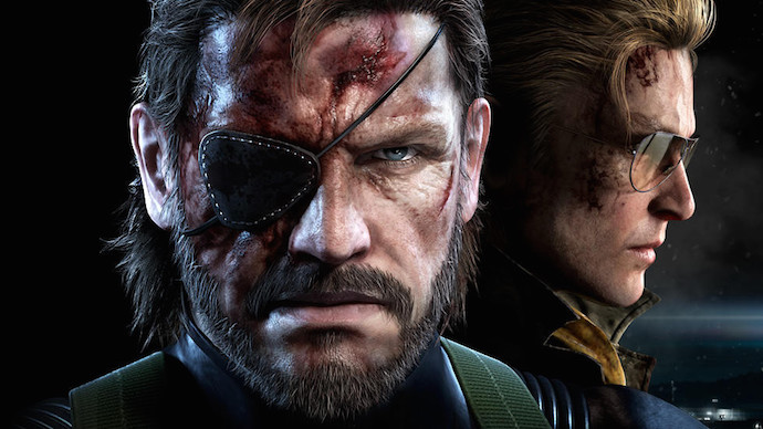 Metal Gear Solid 5 na PS Plus