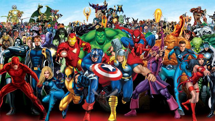 As melhores sagas Marvel