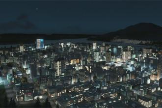 Cities After Dark