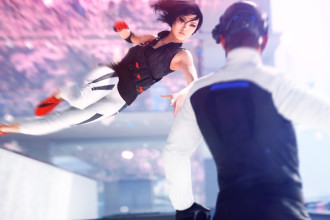 Mirror's Edge Catalyst na Gamescom