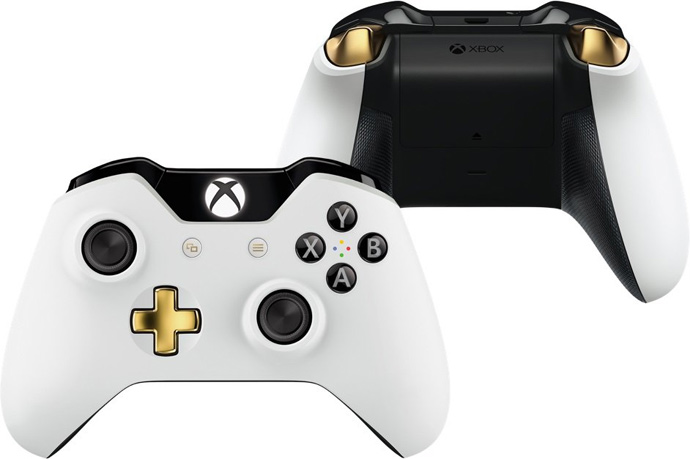 Xbox One Lunar White
