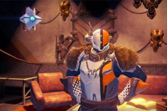 Destiny Lord Shaxx