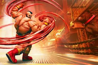 Street Fighter V - Zangief