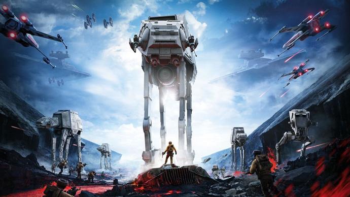 Star Wars e outros Jogos da EA