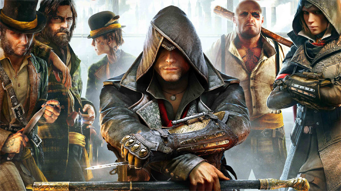 Assassin´s Creed Syndicate da Ubisoft