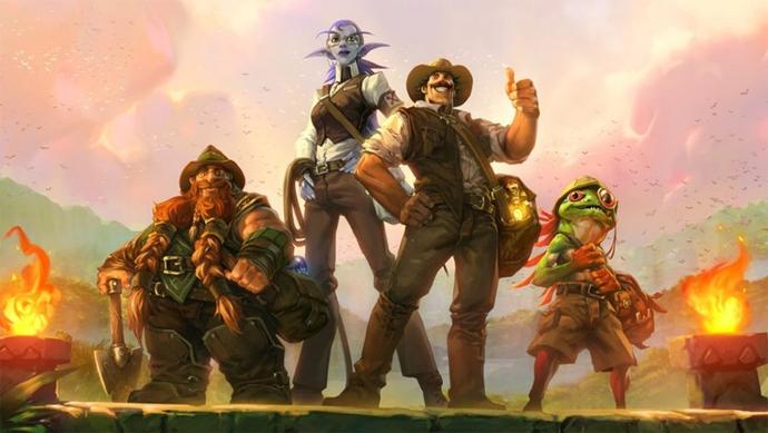 Hearthstone, a Liga dos Exploradores