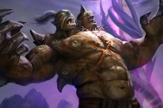 Heroes of the Storm: Cho'gall