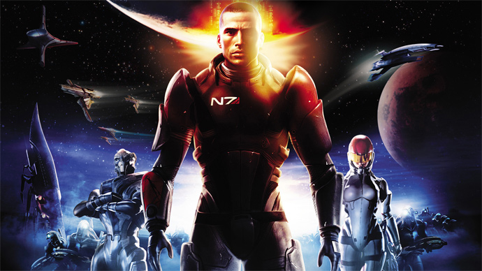Mass Effect na retrocompatibilidade