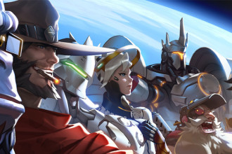 Overwatch da Blizzard.