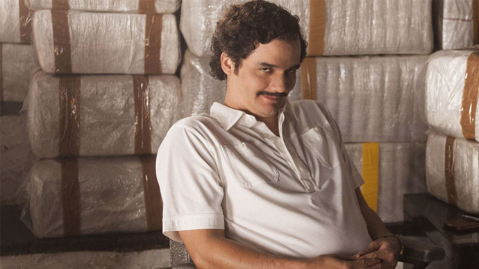 Narcos - Wagner Moura