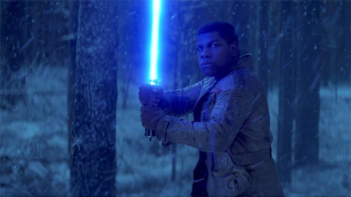 Star Wars 7 - Finn