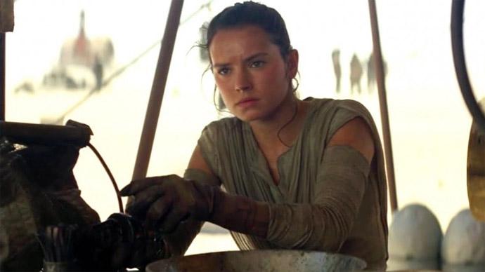 Star Wars 7 - Rey