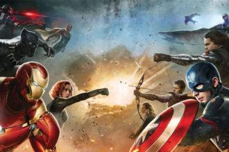 Cinema 2016 - Capitão América: Guerra Civil