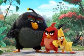Filme Angry Birds