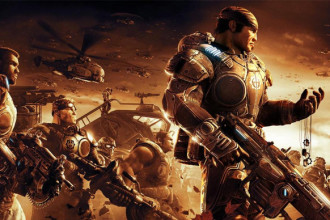 Gears of War 2 na Xbox Live
