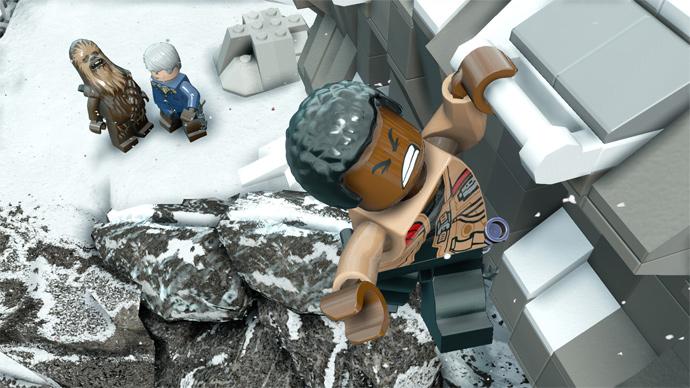 LEGO Star Wars: O Despertar da Força - Finn