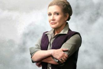 Livro de Star Wars - Leia