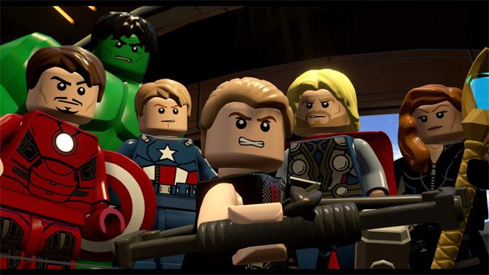LEGO Marvel Vingadores
