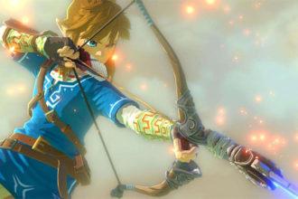 Novo Zelda Wii U e NX