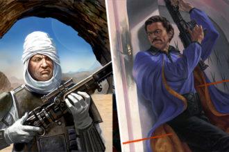 Star Wars Battlefront - Lando