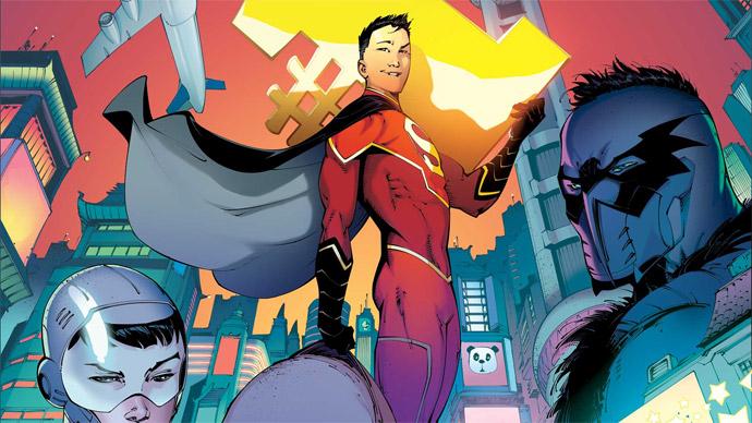 Superman chinês