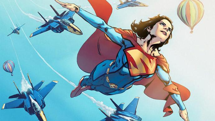 Superwoman será Lois