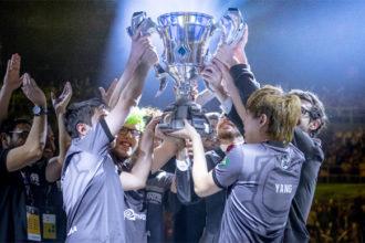 CBLoL - INTZ campeão