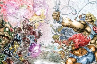 Thundercats e He-Man