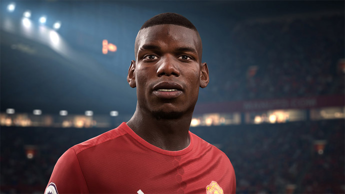 FIFA 17 - Manchester United