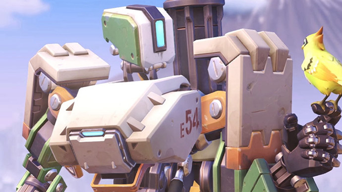 Overwatch - Bastion