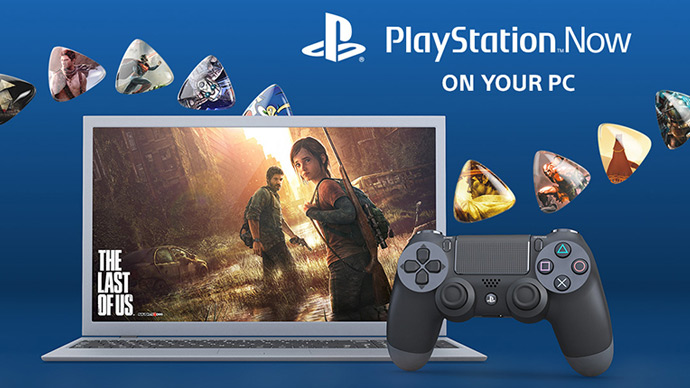 PlayStation Now no PC
